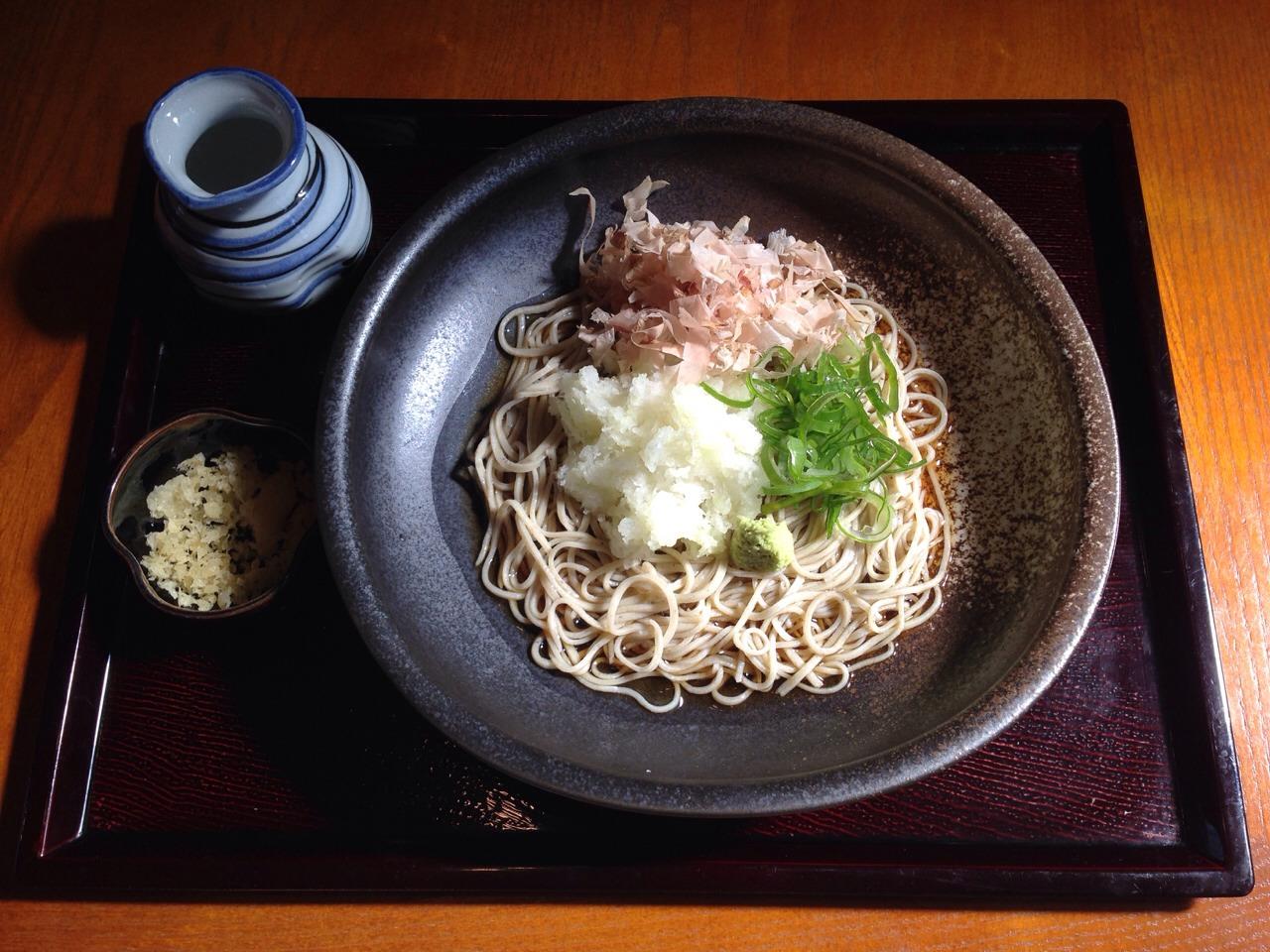 おろし蕎麦(ぶっかけ)